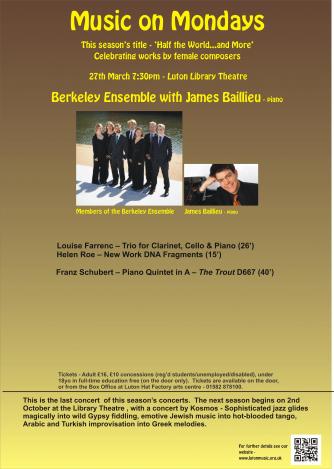 Berkeley Ensemble