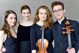 Javus Quartett © Birgit Schulz