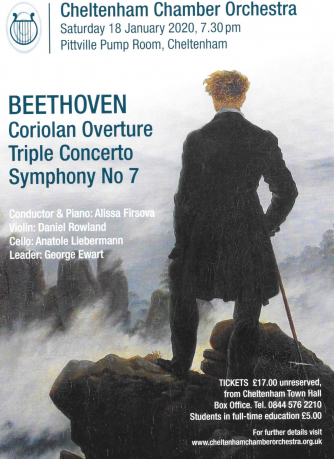 Beethoven. Born 250 years ago.