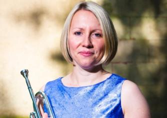 Tracey Redfern, trumpet