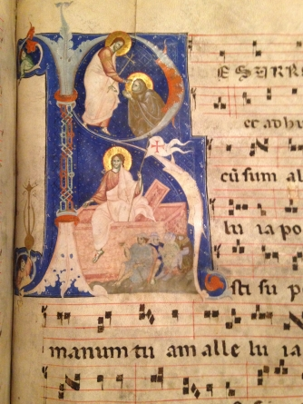 Newly discovered Missal