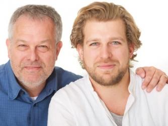 Christoph Prégardien and Julian Prégardien ©Reinhard Landschied