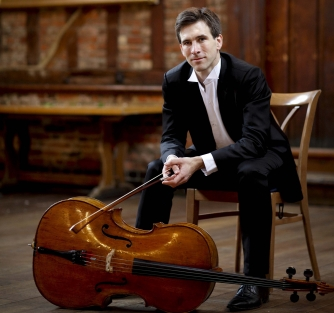 Guy Johnston, Cello