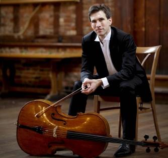 Guy Johnston, Cello