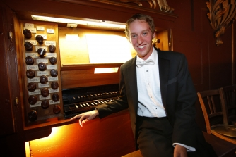 Robert Smith (organist)