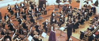 Telford Orchestra at St Michael's Church Madeley