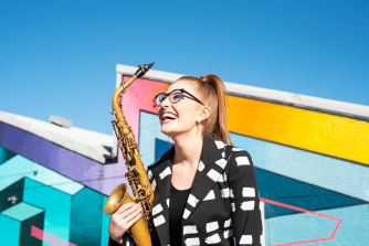 Jess Gillam – saxophone