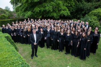 The Royal Choral Society with Conductor Richard Cooke