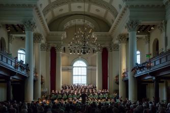 The Civil Service Choir