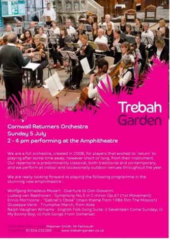 Cornwall Returners Orchestra