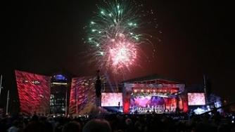 Proms in the Park, Titanic Slipways, Belfast