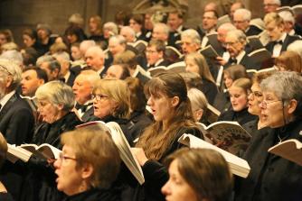 Hereford Choral Society credit Derek Foxton