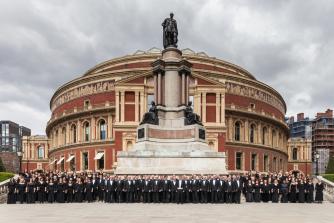 RCS Royal Albert Hall