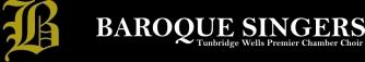 Baroque Singers logo
