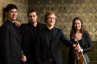 Eliot Quartett © Andreas Kessler