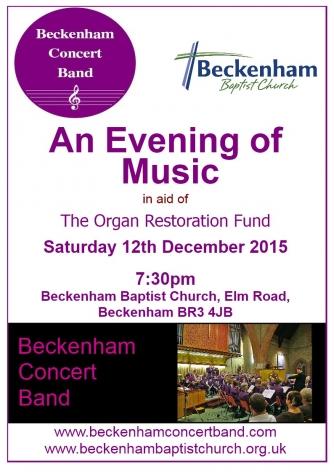 BCB Beckenham Baptist Church