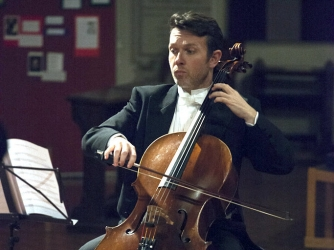 Michael Atkinson - SGCO Principal Cello