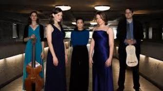 Ceruleo Ensemble - Voices, Harpsichord, Theorbo, Viola de Gamba