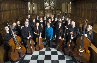 Corona Strings with conductor, Janet Lince