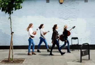Jubilee Quartet (c) Kaupo Kikkas