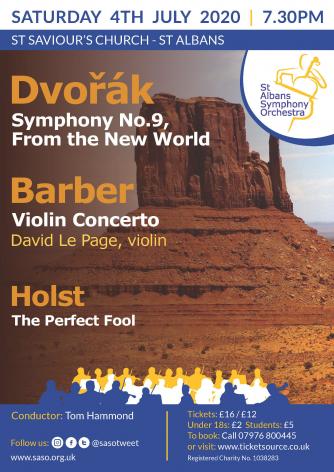 St Albans Symphony Orchestra