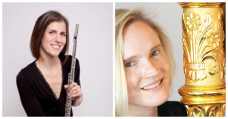 Katherine Baker, flute | Lucy Wakeford, harp