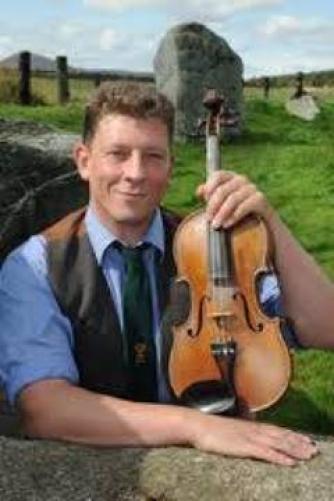 Paul Anderson, fiddle