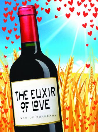 The bottle of 'Elixir'