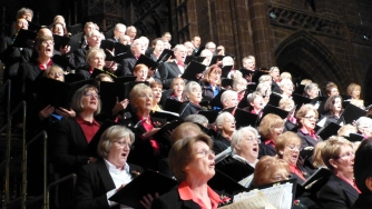 Chester Music Society Choir