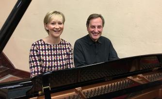 Heather Toyn and John Wyatt