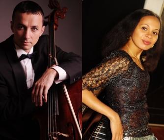 Razvan Suma and Rebeca Omordia