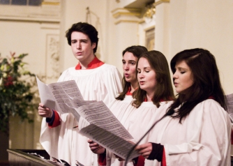 Choral Scholars of St Martin-in-the-Fields