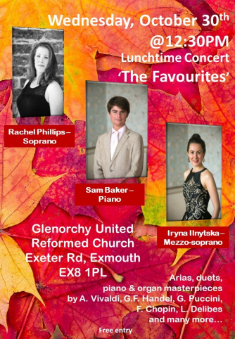 Lunchtime Concert 'The Favourites'