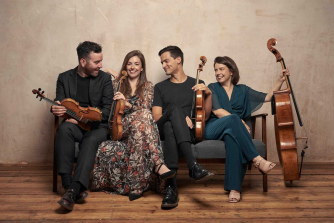 Solem Quartet (c) Bertie Watson