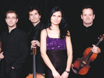Belcea Quartet ©Ronald Knapp