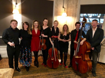 A rare chance to visit one of London's most exclusive members only clubs! Classical PopUps brings you a perfect musical antidote to a busy life. A brilliant handpicked ensemble will entertain you with uplifting music, including hits by legendary tango com