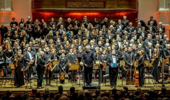 Barts Choir at Cadogan Hall