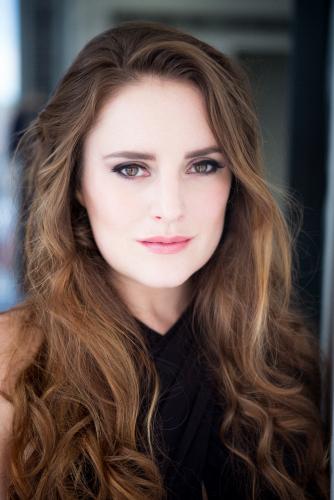 Louise Alder soprano - Copyright Gerard Collett