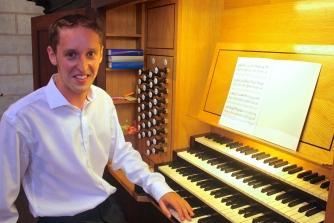 Robert Smith (organ) in Wittenberg