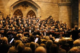 Hereford Choral Society c. Derek Foxton