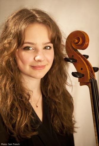 Laura van der Heijden - cellist