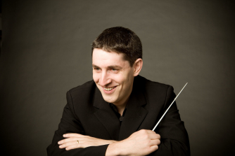 Andrew Griffiths- Conductor