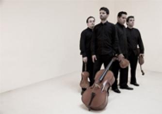ECHO Rising Stars: Matosinhos String Quartet