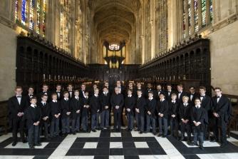 Copyright Paul Grover, King's College Cambridge