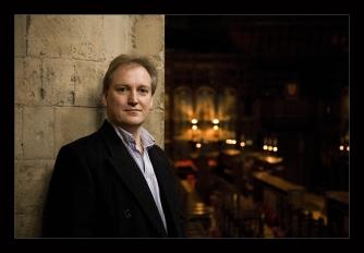 Nigel Short, conductor
