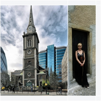 St Botolph's Church Aldgate High Street London EC3N 1AB