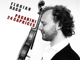 Florian Rago - Paganini Caprices for solo violin