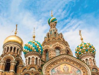 St Basil's dome