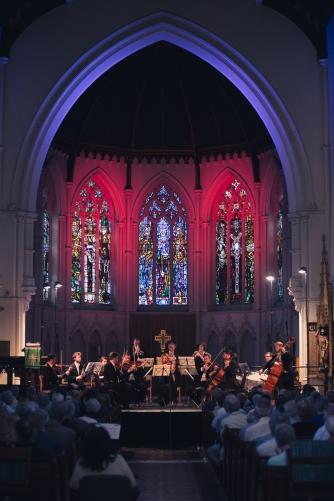 SGCO in St George's Arts Festival 2015