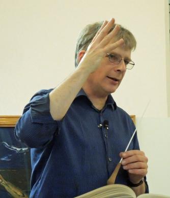John Gibbons, conductor